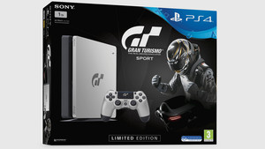 Sony: PlayStation 4 Slim als Gran-Turismo-Edition mit 1 TByte