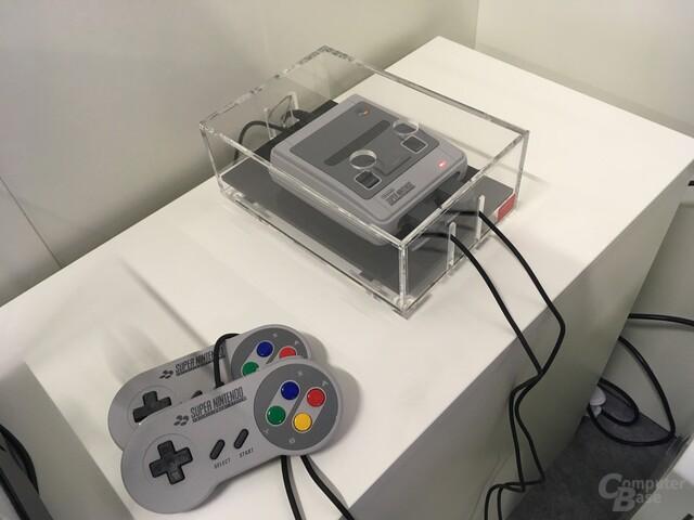 Der Nintendo Classic Mini SNES