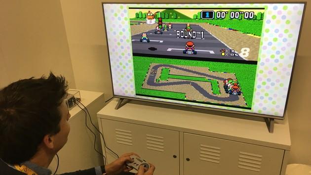 Classic Mini SNES: Nintendo spult neben der Zeit auch Mario Kart zurück