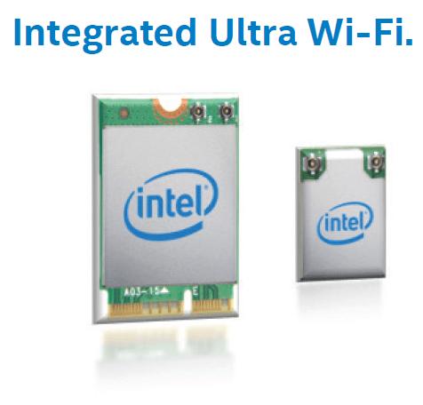 Intel Wireless-AC 9560