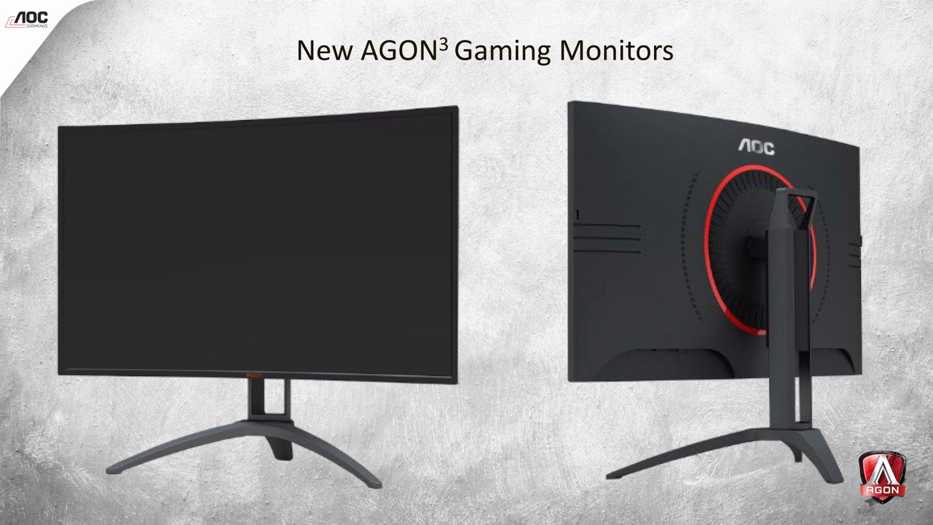 Das Design der neuen Serie Agon 3