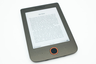 Der PocketBook Basix Lux verfügt über ein gutes Schriftbild