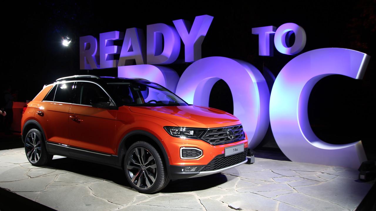 Volkswagen: Beim neuen T-Roc wird mehr Assistenz Serie