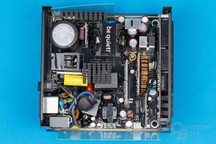 be quiet! SFX L Power 500W – Überblick Elektronik