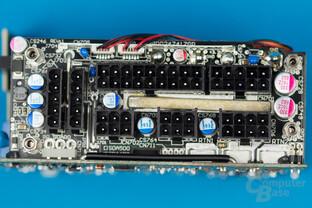 FSP Dagger 600W – Kabelmanagement-Platine