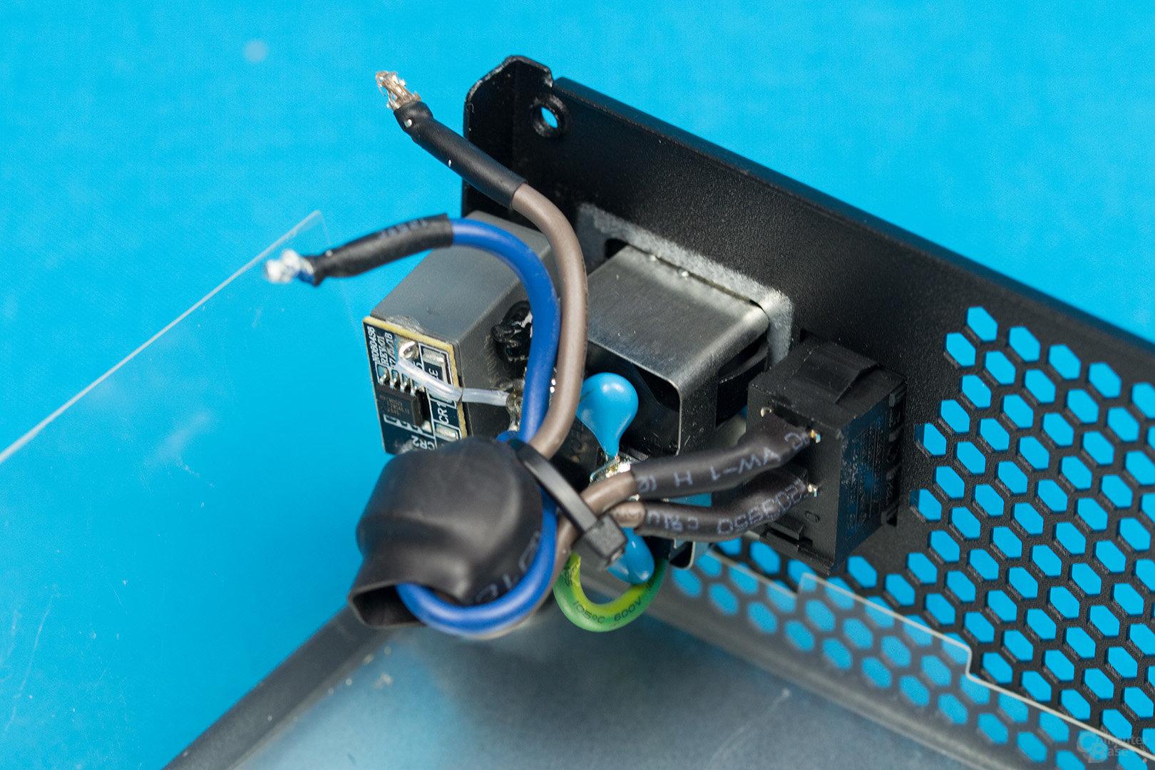 be quiet! SFX L Power 500W – Kaltgerätebuchse