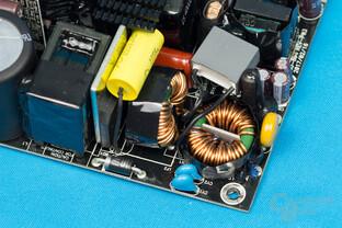 be quiet! SFX L Power 500W – Eingangsfilter