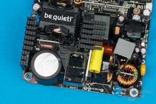be quiet! SFX L Power 500W – APFC und LLC-Halbbrücke