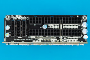 be quiet! SFX L Power 500W – Kabelmanagement-Platine