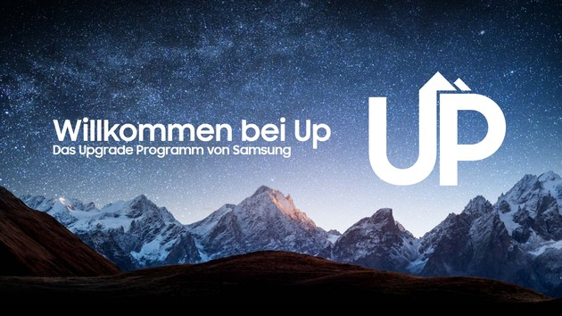 Samsung Up: Upgrade-Programm für neues Smartphone alle 12 Monate