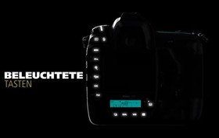 Nikon D5 Tasten