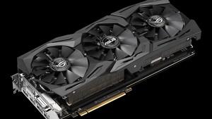 Asus: Auch RX Vega 56 Strix bekommt den 2,5-Slot-Kühler