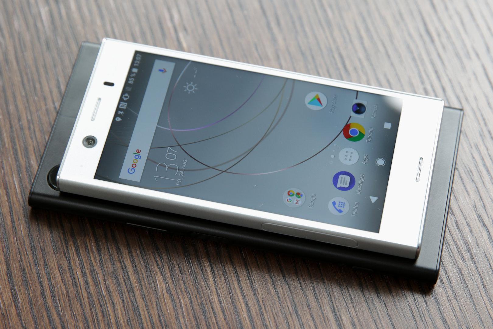 Sony Xperia XZ1 Compact auf XZ1