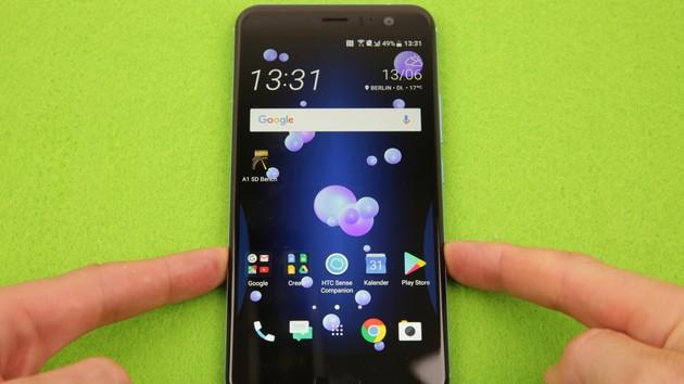 HTC: Android 8.0 Oreo für U11 ab Q4/2017, U Ultra und 10 folgen