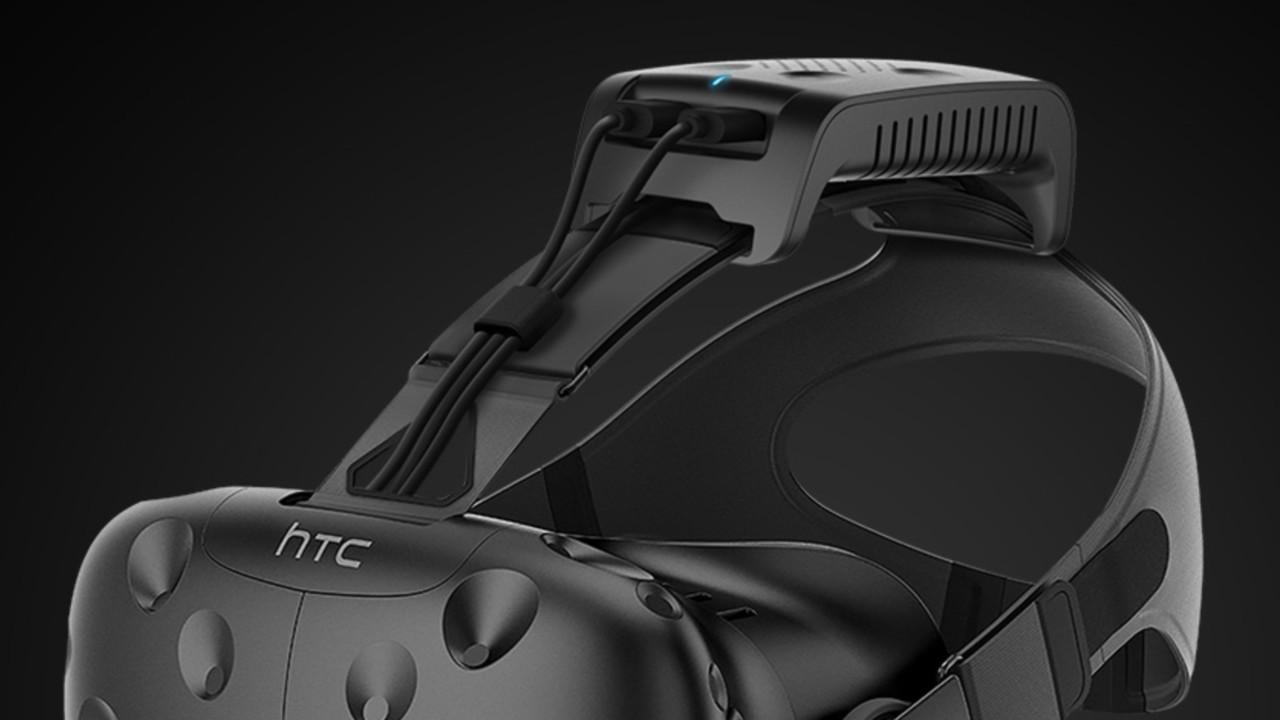 TPCast in Europa: Drahtlos-Adapter für HTC Vive kostet 349Euro