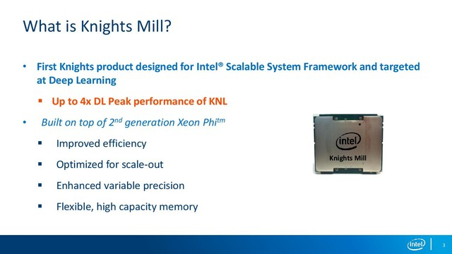 Intel Knights Mill