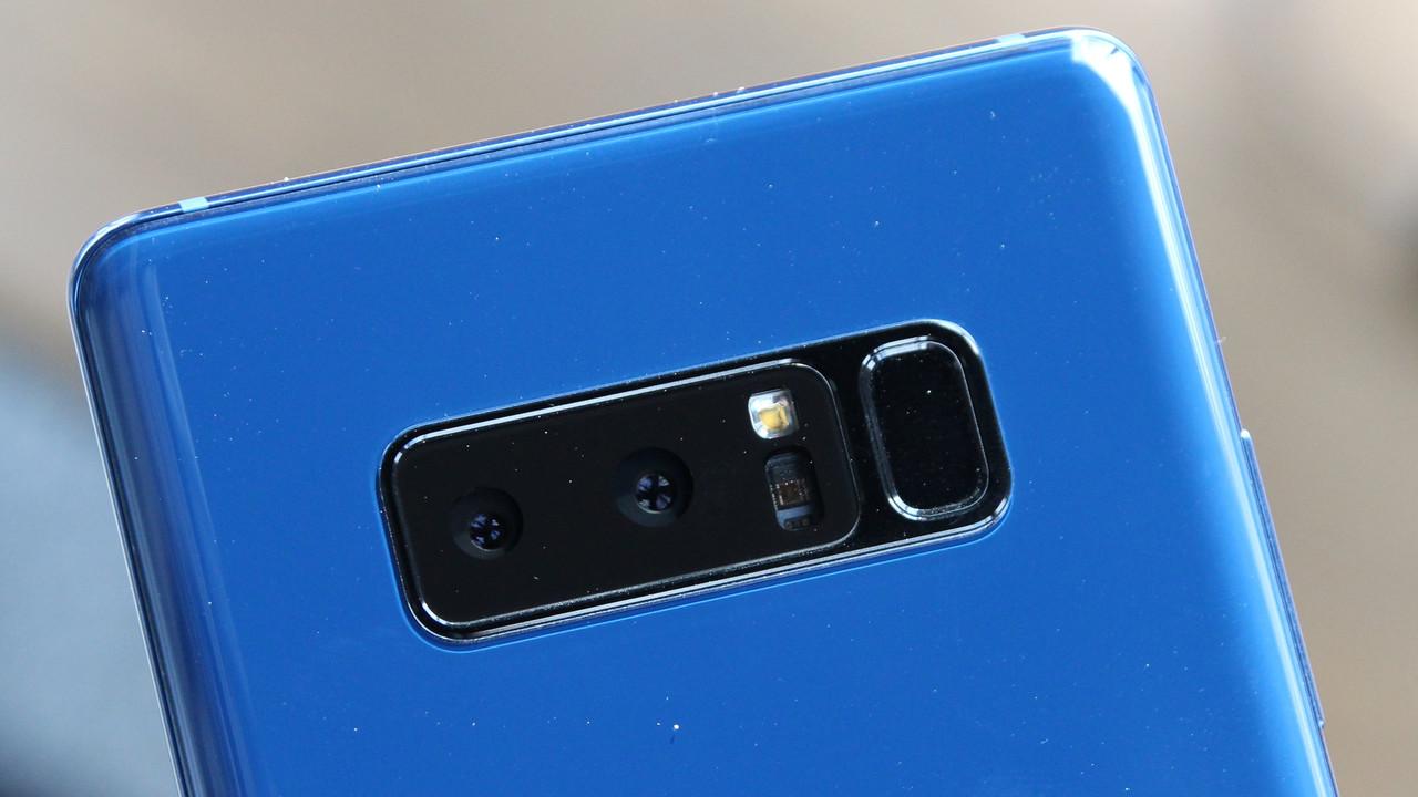Galaxy Note 8: Dual-Kamera mit Zoom und Live Focus ausprobiert