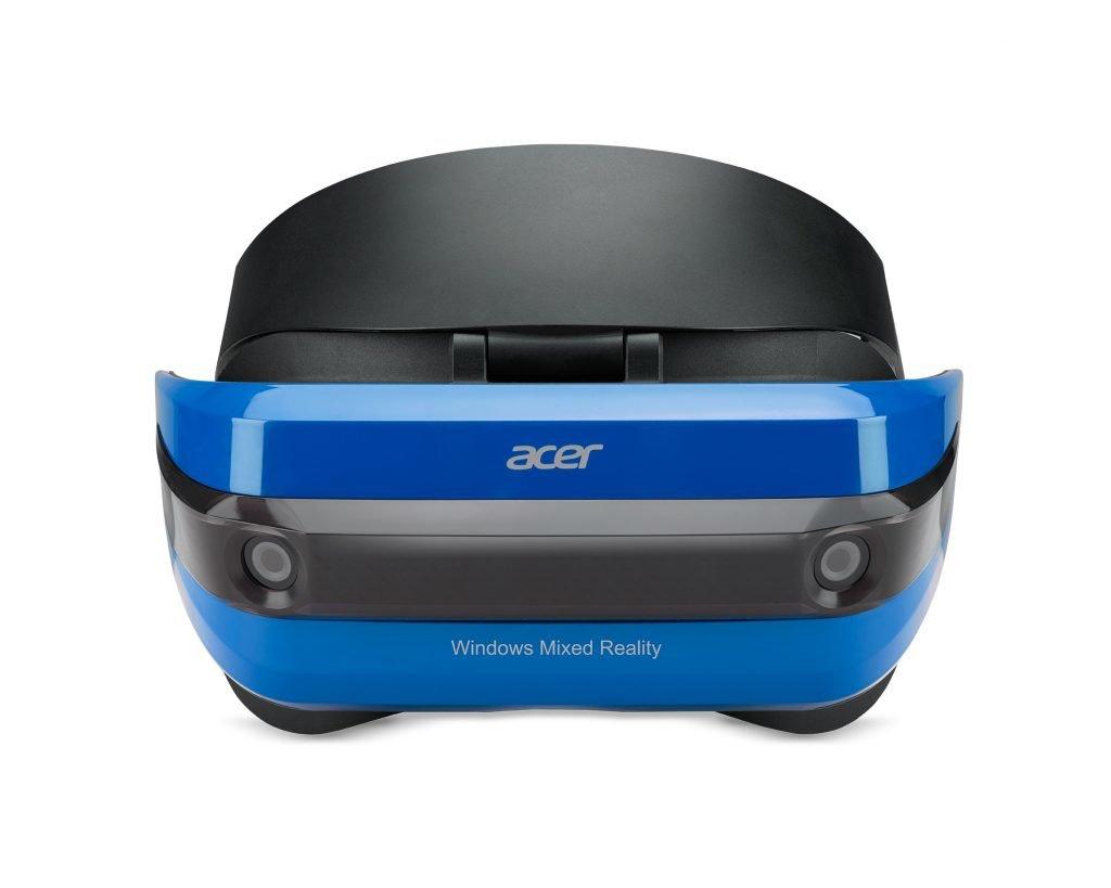 Das 299 US-Dollar teure Headset von Acer (Stand Mai 2017)