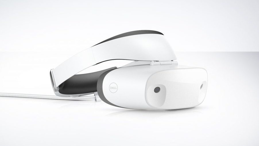 Visor: Dells Mixed-Reality-Brille mit 6DoF kostet 360 US-Dollar