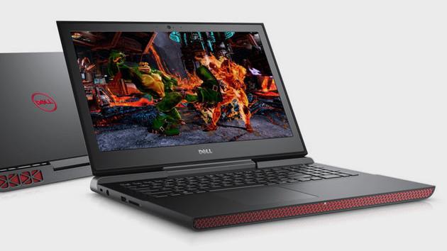Dell Inspiron 15 7000 Gaming (7577): Mehr Grafikleistung, weniger Akkulaufzeit