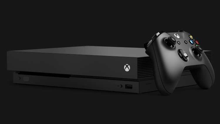 Xbox One X: Bestände der Scorpio Edition in Rekordzeit verkauft