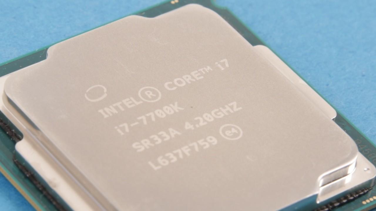 Intel: Core i7-7700K fällt unter die 300-Euro-Marke