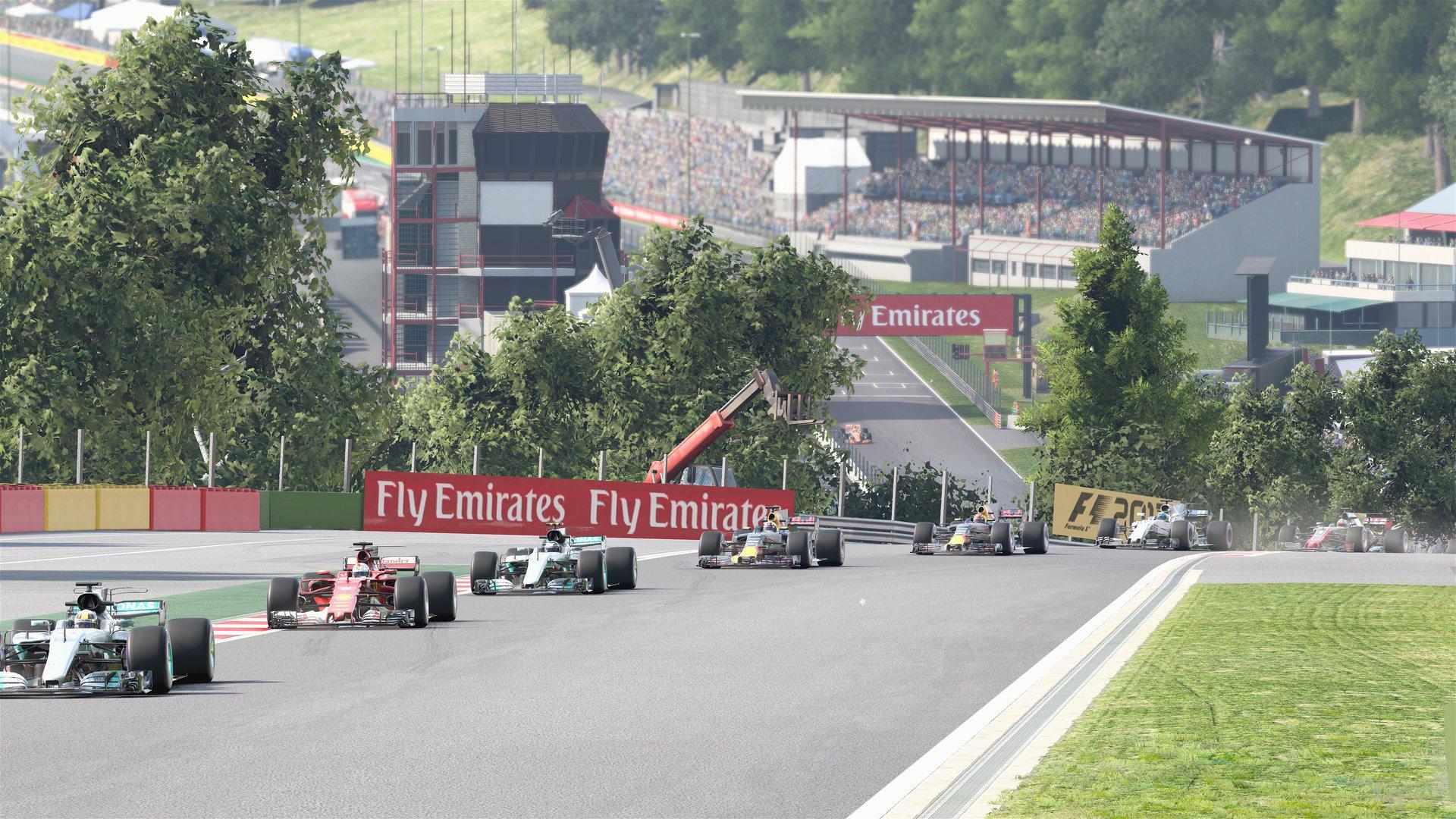 F1 2017 im Technik-Test