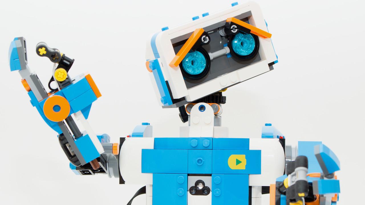 Lego Boost im Test: Komplexe Roboter aus Klötzchen für Kinder
