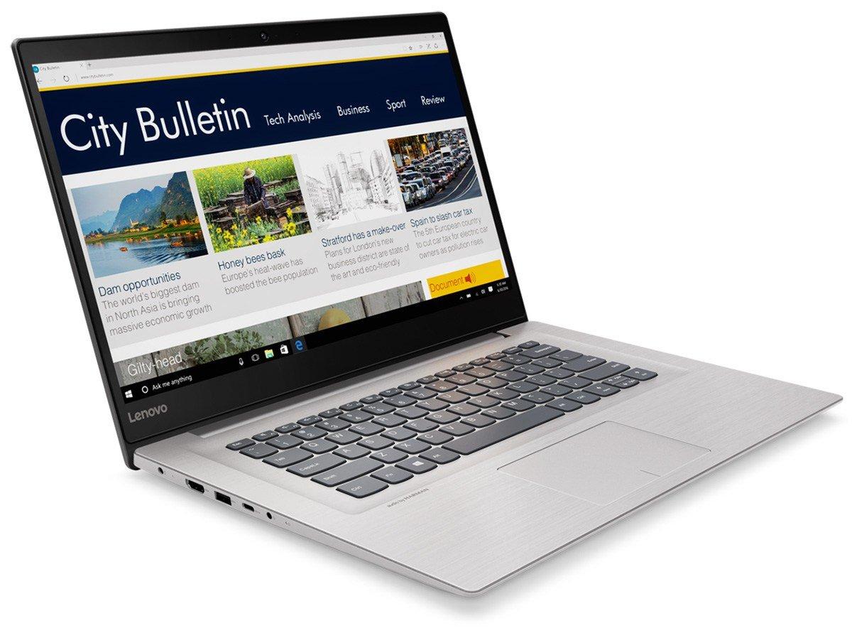 Lenovo IdeaPad 320S mit 15,6-Zoll-Display und neuer Nvidia-GPU