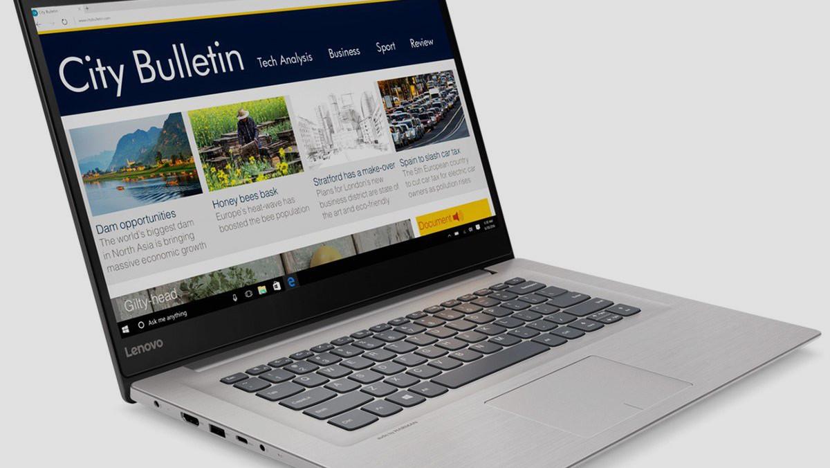 "IdeaPad 320S 15 Zoll: Lenovo nennt neue Einsteiger-GPU ""Nvidia GeForce 1040"""