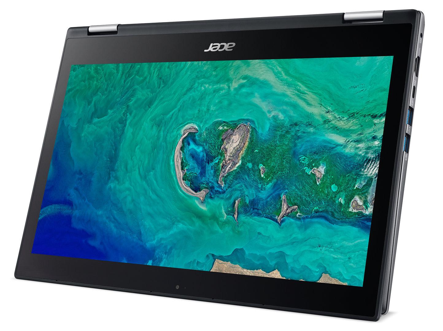 Das neue Acer Spin 5 (2017) mit 13,3 Zoll