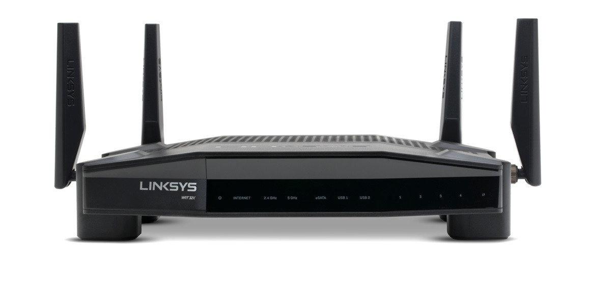 Linksys WRT32X AC3200