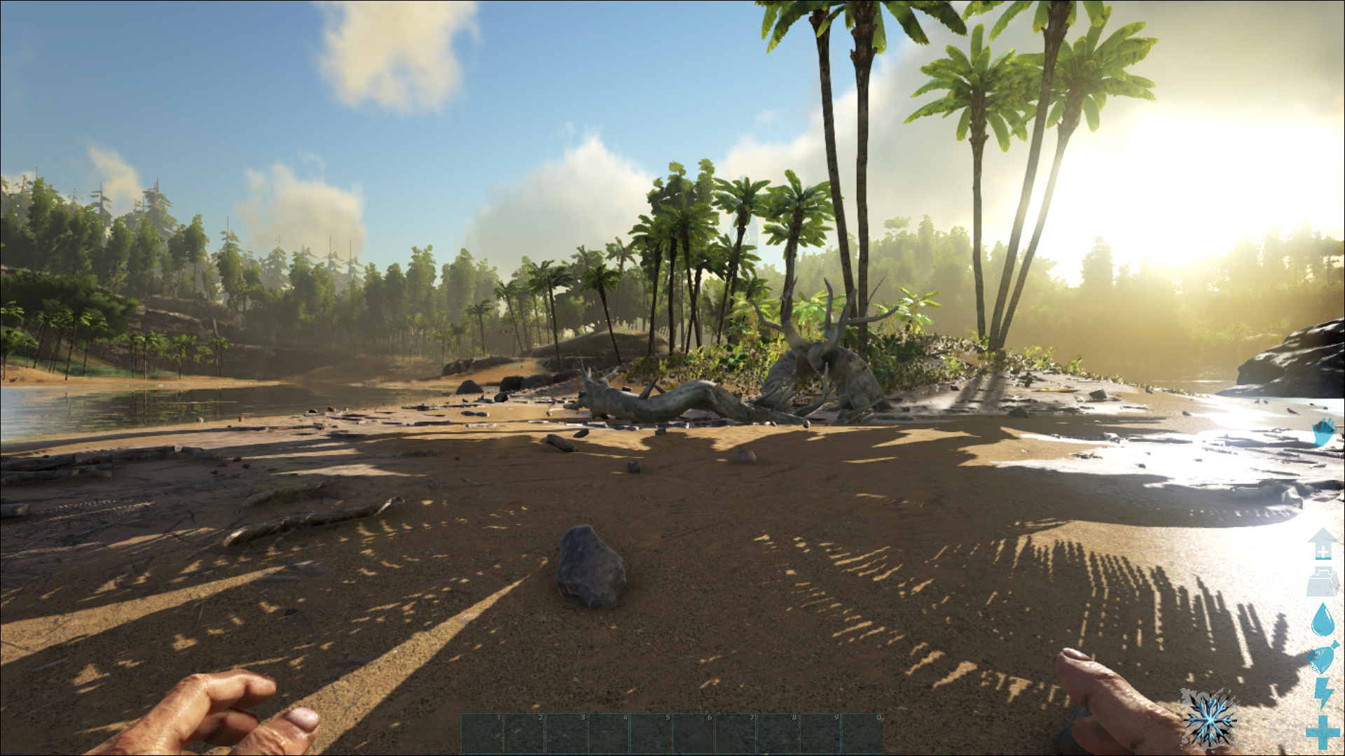 ARK: Survival Evolved – Mittel-Preset