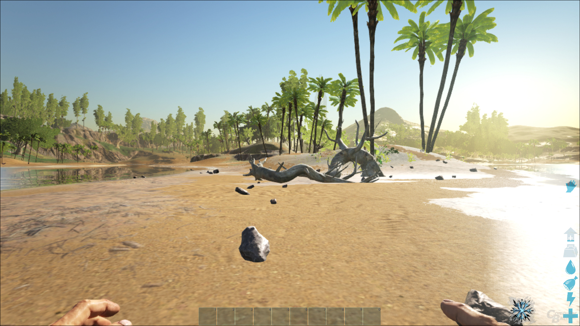 ARK: Survival Evolved – Niedrig-Preset