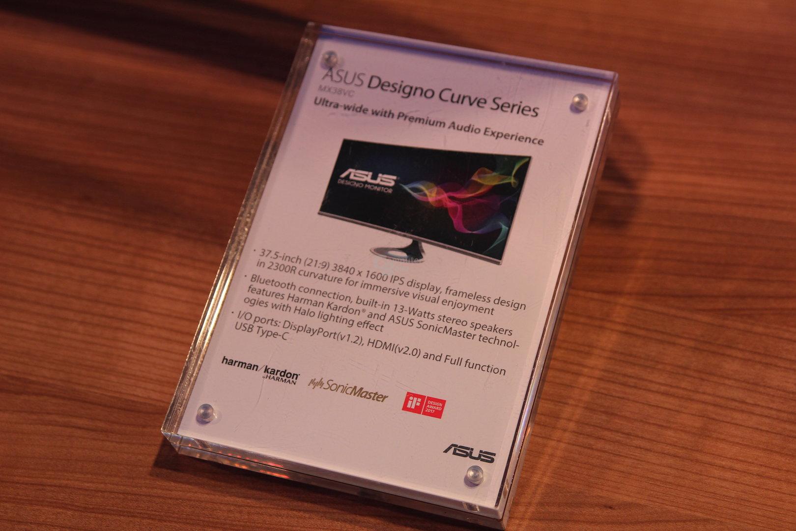 Designo Curve MX38VC