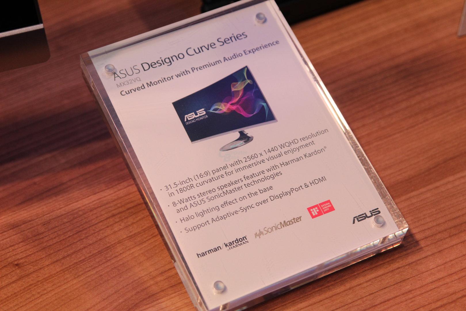Designo Curve MX32VQ