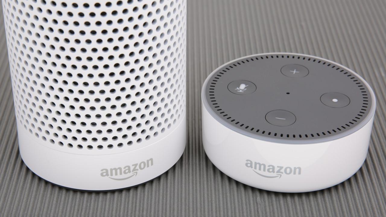Amazon: Echo und Echo Dot werden zum Multi-Room-Audiosystem