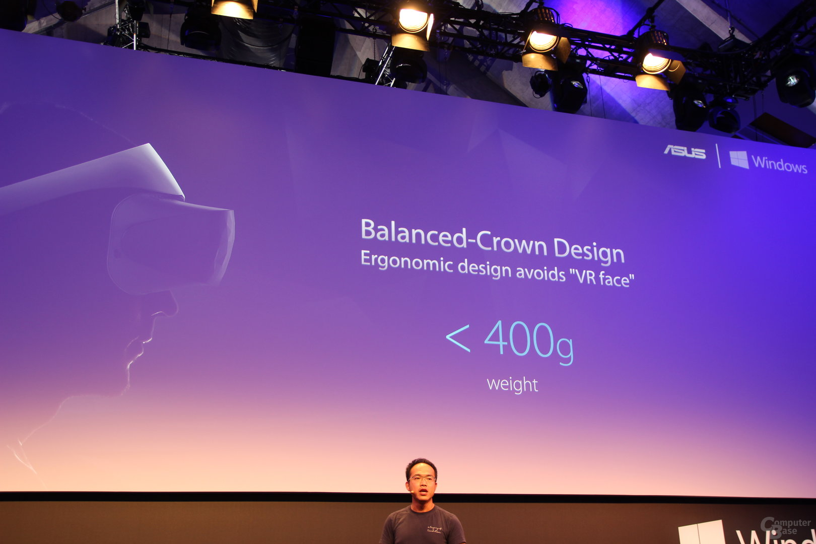 Asus Mixed Reality Headset