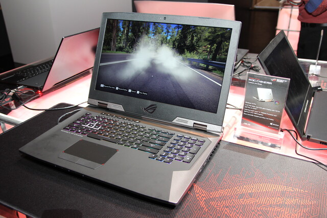 Asus ROG Chimera Gaming Notebook