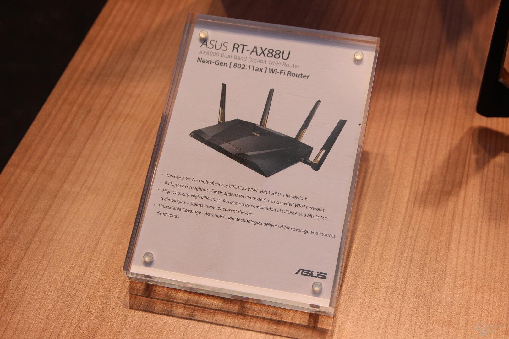 Asus RT-AX88U
