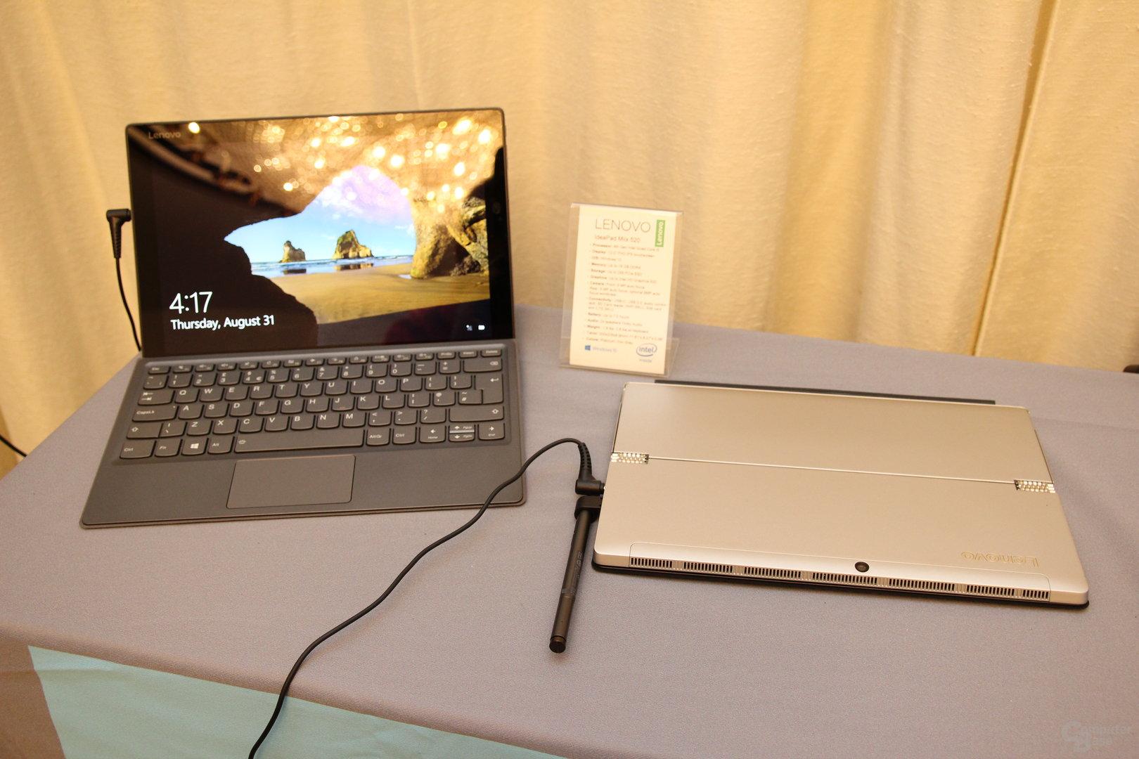 Lenovo IdeaPad Miix 520