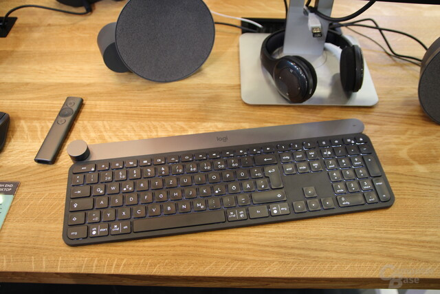 Logitech Craft Tastatur