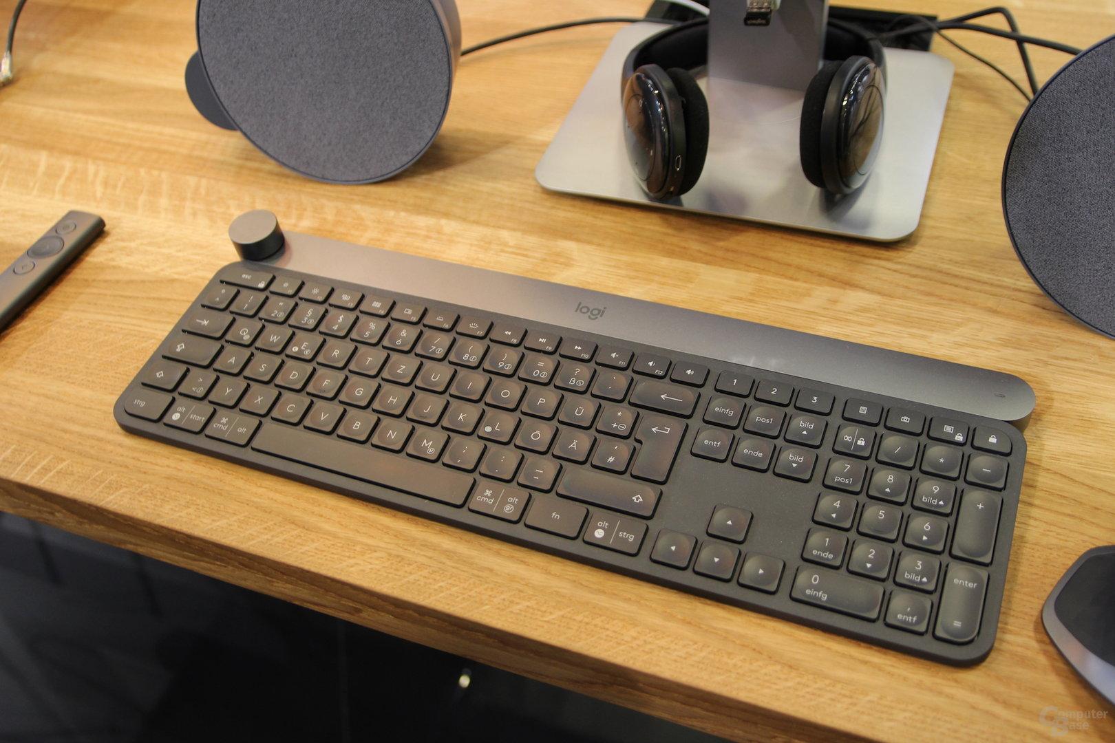 Logitech Craft Tastatur