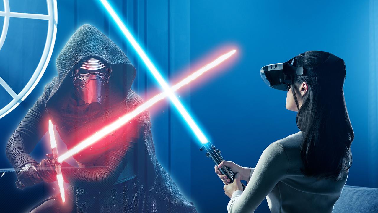 Star Wars: Jedi Challenges: Jedi-Kämpfe in AR kosten mit Lichtschwert 299 Euro