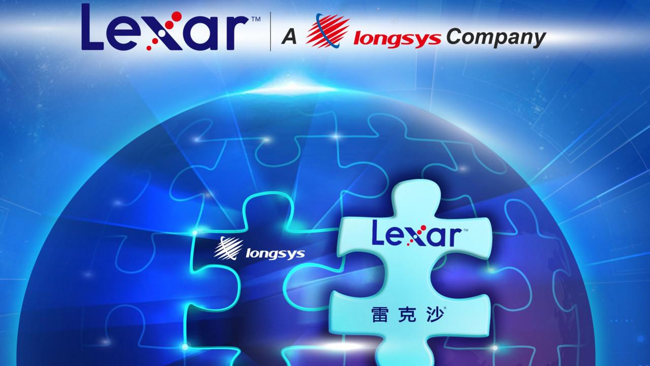 Flash-Speicher: Micron hat Lexar an Longsys verkauft