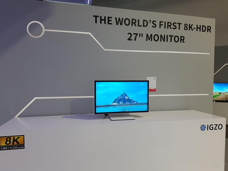 27-Zoll-Monitor mit 8K möglich – aber zu teuer