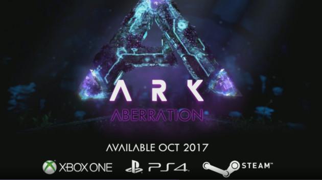 Aberration: ARK: Survival Evolved flüchtet im Oktober in den Untergrund