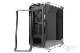 Cooler Master Cosmos C700P – Heckverkleidung entfernt