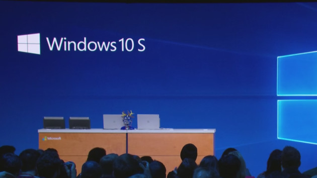 Microsoft: Windows 10 S für günstigere Privatkunden-Notebooks