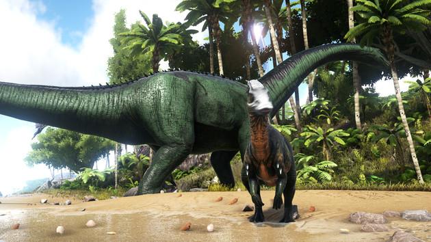 Wochenrückblick: Ein kleiner Vega und kaputte Survival-Dinos